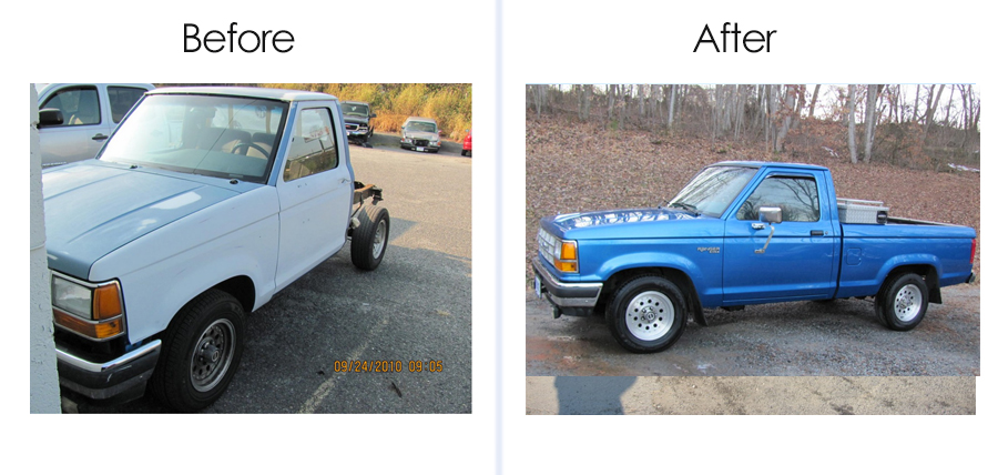 Affordable Auto Body Repair in Mount Airy NC