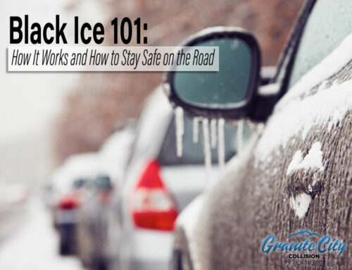 Black Ice 101: How It Works and How to Stay Safe on the Road
