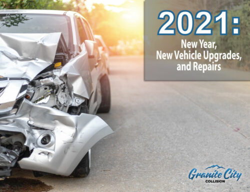 2021: New Year, New Vehicle Upgrades, and Repairs