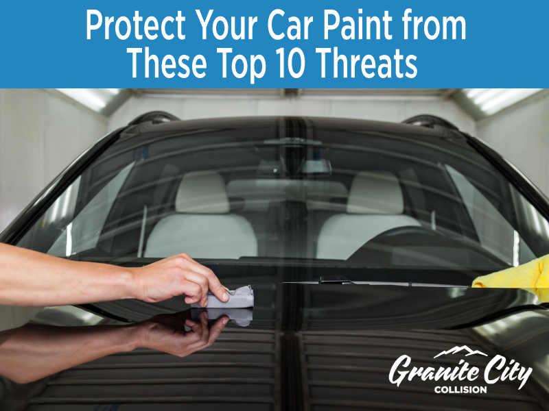 Protect Your Car Paint